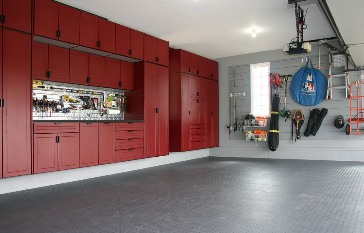 Why Should You Consider a Cabinet in Your Garage?