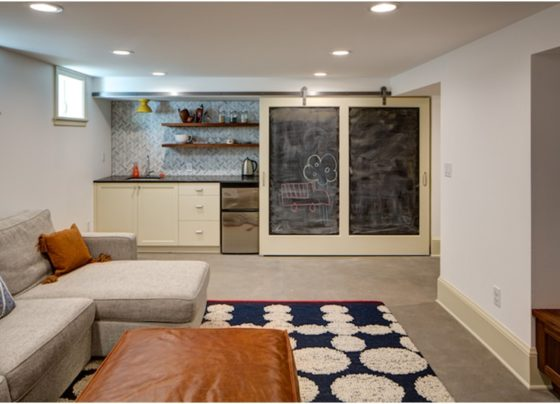 Tactics of increasing property value with a finished basement